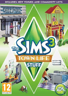 The Sims 3 Town Life Stuff-RELOADED