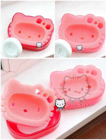kulit hello kitty bahan kulit 115000 perlengkapan rumah hello kitty