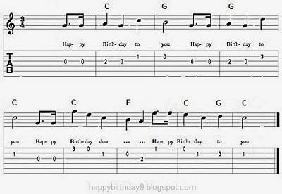 Ddlj guitar tabs