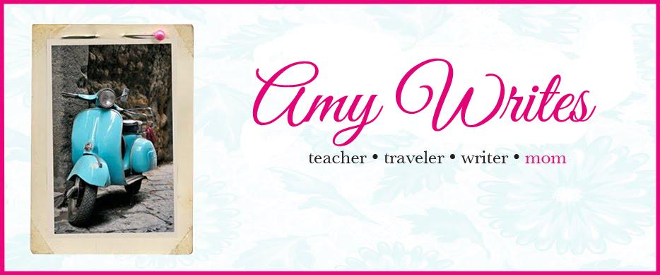 Amy Writes
