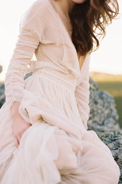 Wedding Dresses - Blush Pink - Cool Chic Style Fashion