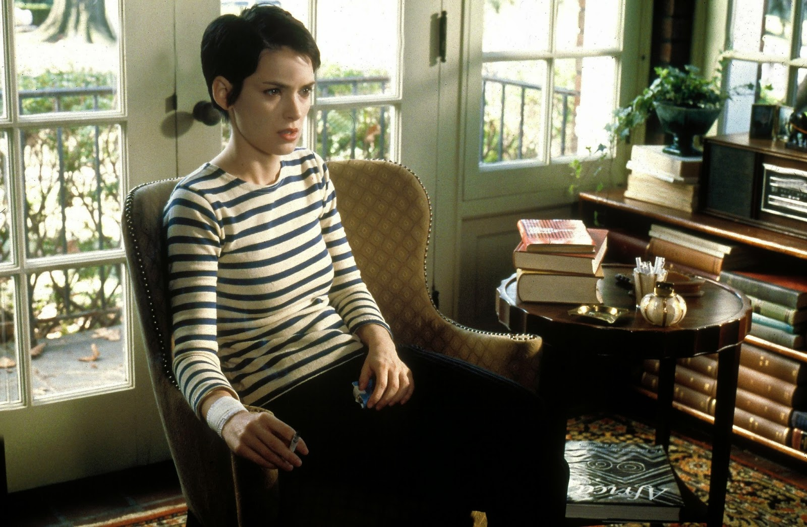 dom s orator  girl interrupted
