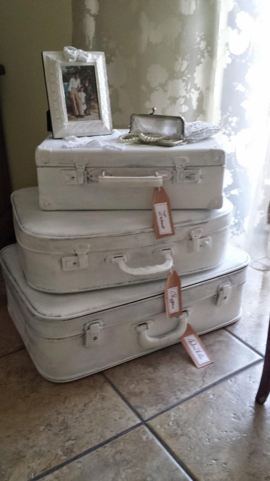 valigie dipinte