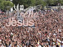 MARCHA PARA JESUS - CONHEÇA A HISTÓRIA