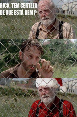 Questionando A Sanidade De Rick