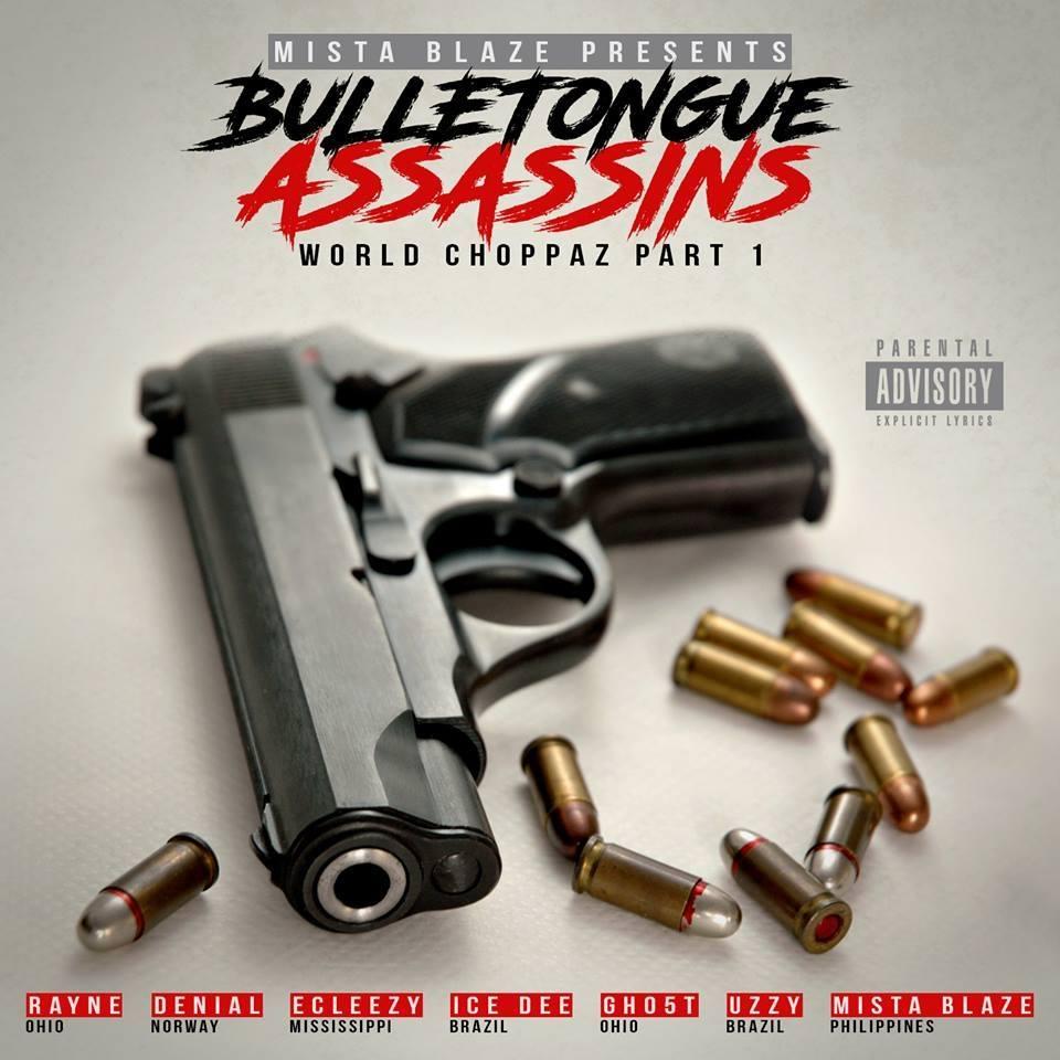 BULLETONGUE ASSASSINS VIDEO+MP3