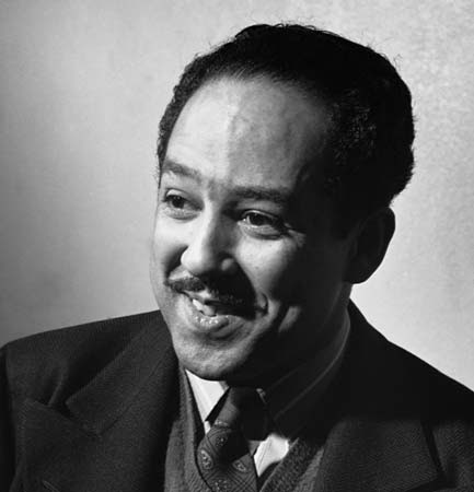 """the life and works of james langston hughes The langston hughes house is historically significant as the home of james  langston hughes  """"mexican games"""" in the brownies book and his now  famous 'the negro speaks of  his poetry and prose are dominated by images  of harlem."""