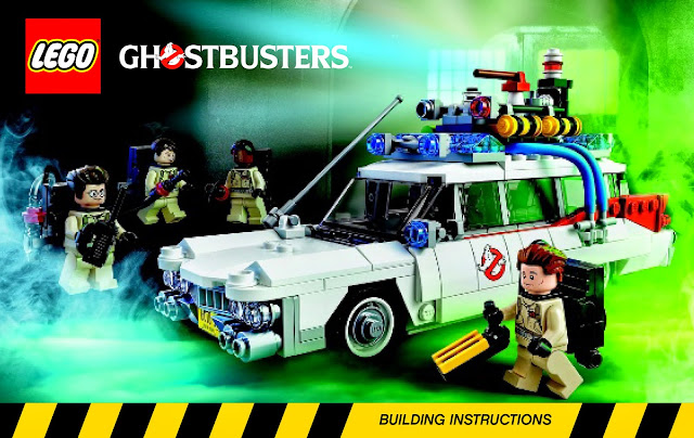 Techfleet Spot Lego 21108 Ghostbusters Ecto 1 Lego Ideas Build