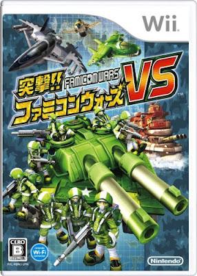 [Wii]Totsugeki Famicom Wars VS[突撃!! ファミコンウォーズVS] (JPN) iso Game download
