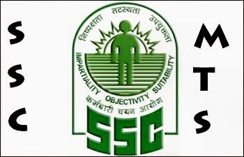 SSC MTS Result 2014