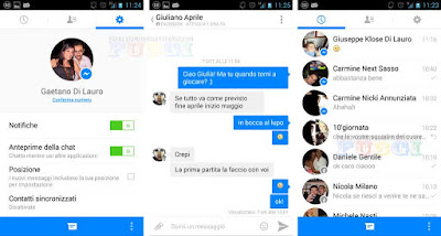Facebook Messenger Apk Offline Installer for Android
