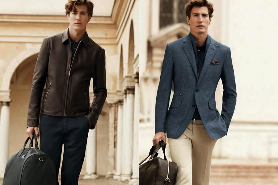 Corneliani, Spring 2015, spring summer, lookbook, Suits and Shirts, Made in Italy,