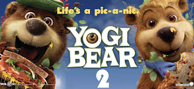 Yogi Bear 2 Film - Yogi Bear movie sequel