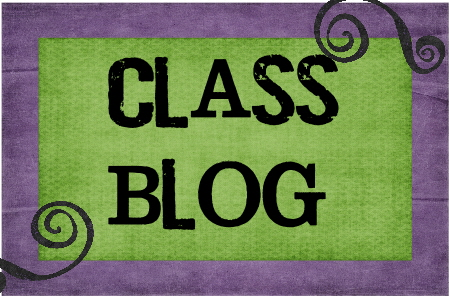 how to make a class blog