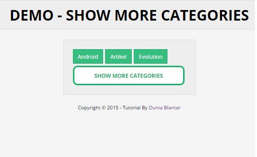 Show hide  more categories Blogger