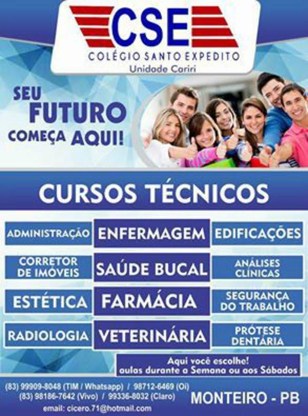 SEU FUTURO COMEÇA AQUI !