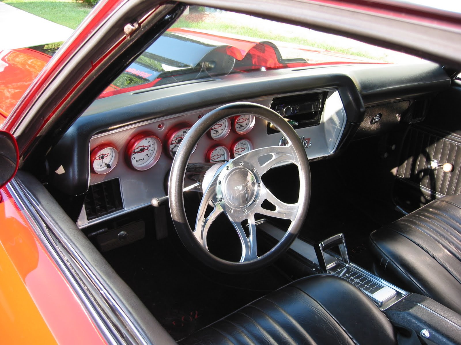 jwt automotive 502 in a 71 chevelle
