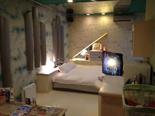 山形市のラブホテル ホテルCHA.CHA山形店-208号室-