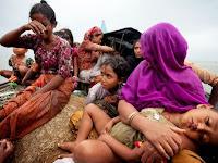 Thailand Usir Lebih 200 Muslim Rohingya ke Laut