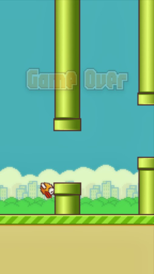 Download Game Flappy Bird untuk Android Gratis