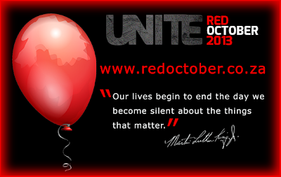 RED OCTOBER - 2013