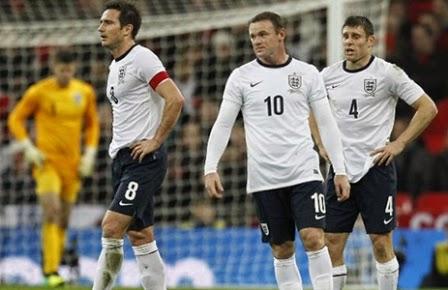 Inggris vs Honduras