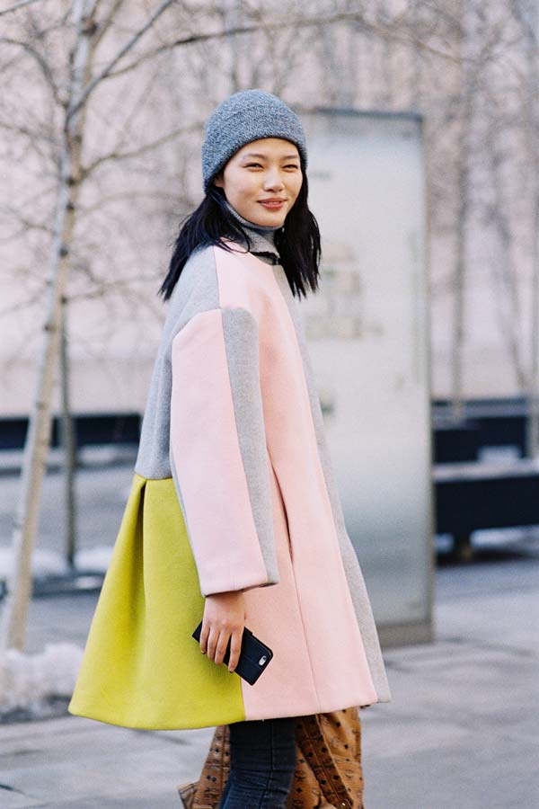 New York Fashion Week AW 2015.Gala | Vanessa Jackman
