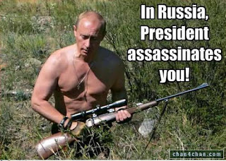 vladimir putin in russia presidents assassinates you