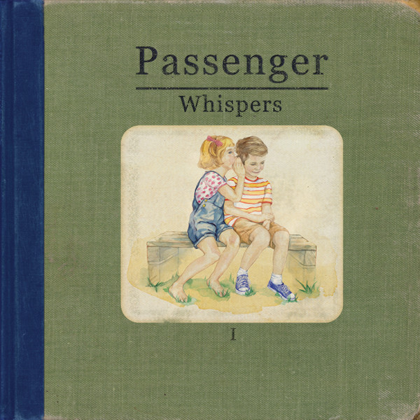 Passenger - Whispers (Deluxe Version)   Cover