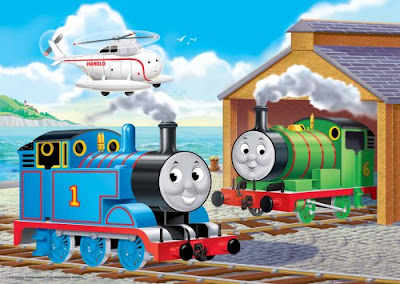 Gambar kereta api thomas friend Lucu Untuk Mainan Anak