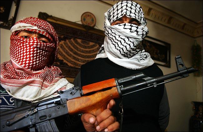 Al Qaeda operatives in Iraq