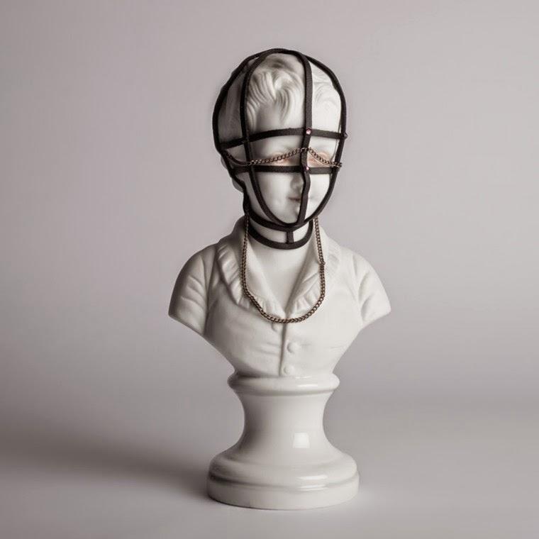 armando de la garza erotic porcelain bdsm sadomasochism sade infortunios virtud