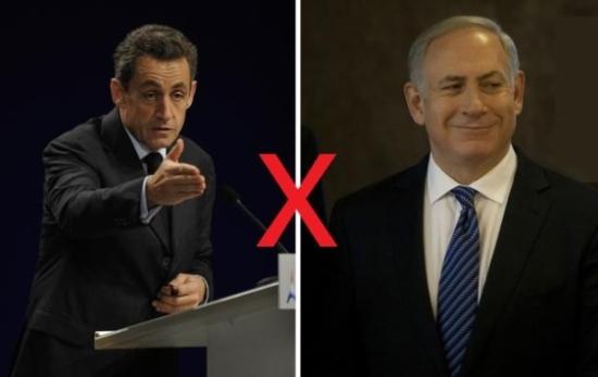 Presidente frances chama Primeiro Ministro israleense de mentiroso