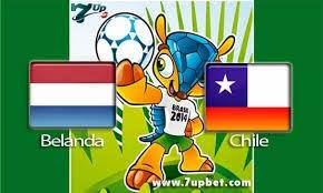 Prediksi Skor Belanda vs Chile 23 Juni Piala Dunia 2014