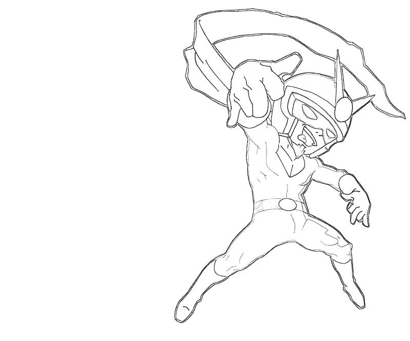 printable-viewtiful-joe-dance_coloring-pages
