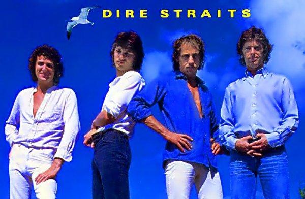 Dire Straits история музыкальной группы и концерт Money For Nothing