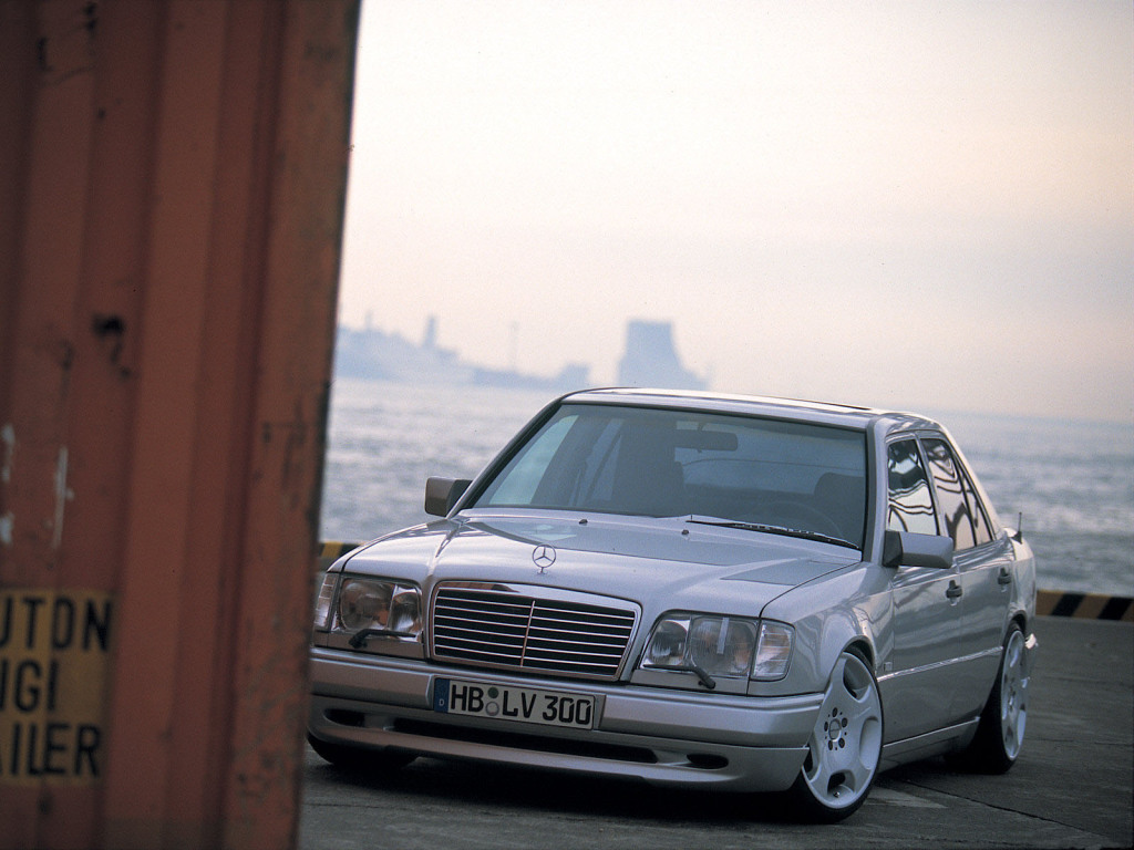 mercedes benz e class w124 e50 wald benztuning. Black Bedroom Furniture Sets. Home Design Ideas