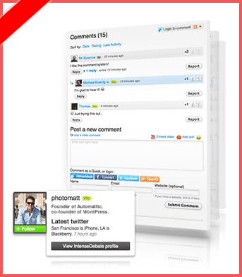 Membuat Tampilan Komentar Blogspot Seperti Wordpress 2014