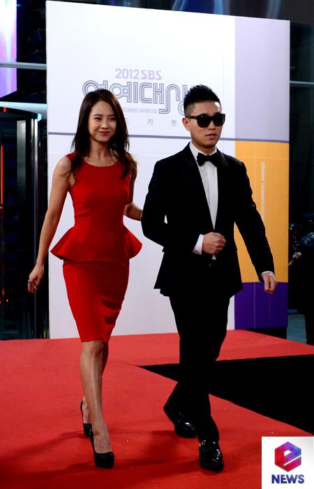 Gary & Song Ji Hyo Monday Couple