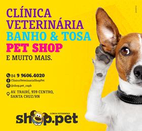 CLÍNICA VETERINÁRIA PET SHOP