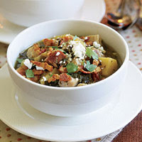New Mexican Pork & Green Chile Stew