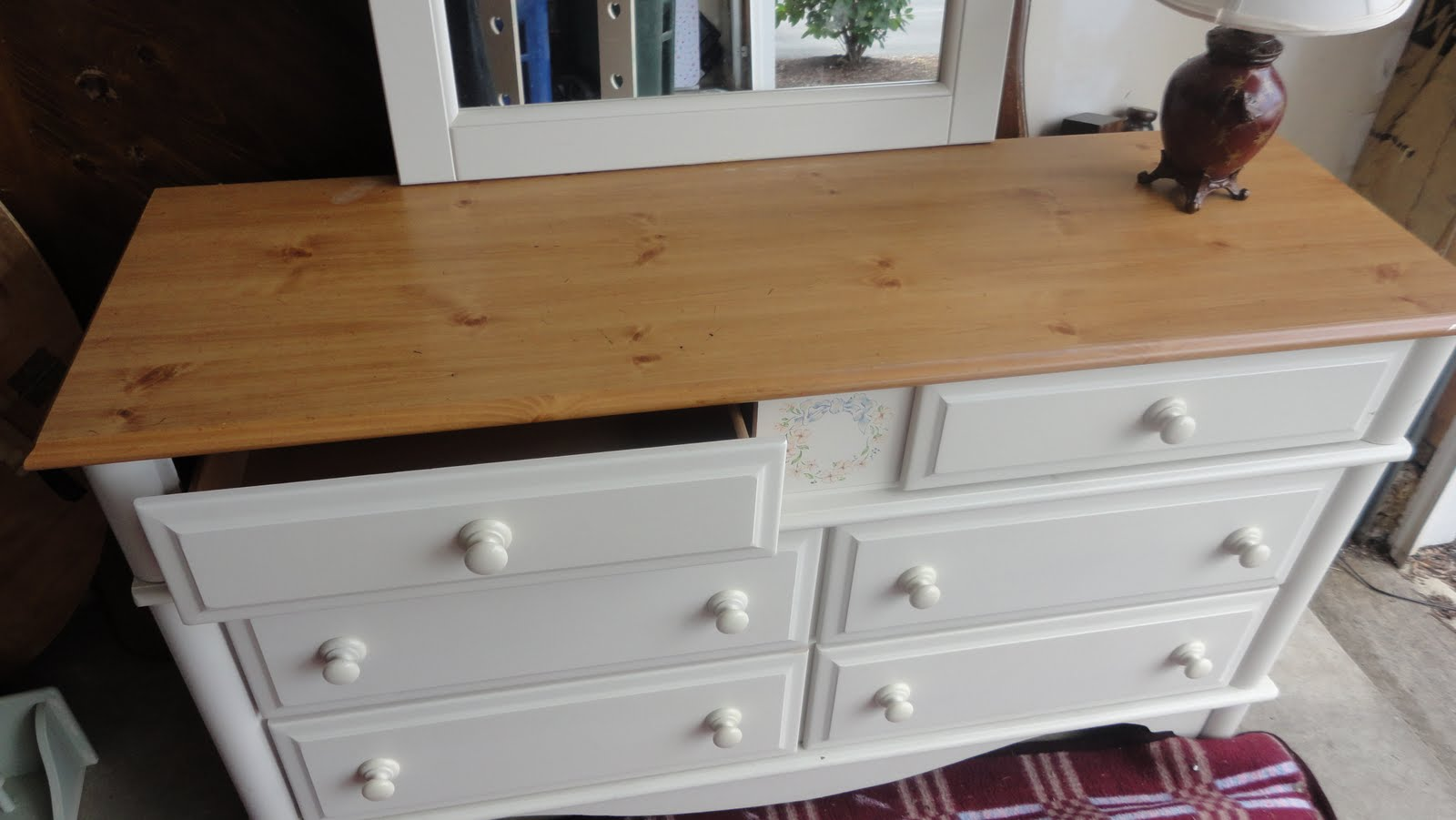 Great Dresser w/Mirror only $100.00---SOLD! title=