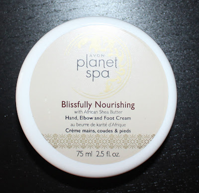 Avon Planet Spa Blissfully Nourishing Hand, Elbow and Foot Cream