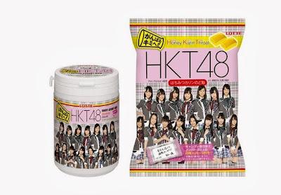 HKT48 produksi LOTTE