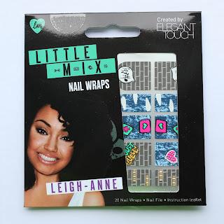 Little Mix Leigh-Anne Nail Wraps