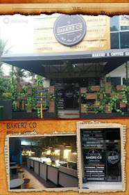 BAKERZCo CAFE & PATISSERIE