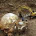 Arqueólogos australianos se espantam com descoberta de esqueleto humano gigante