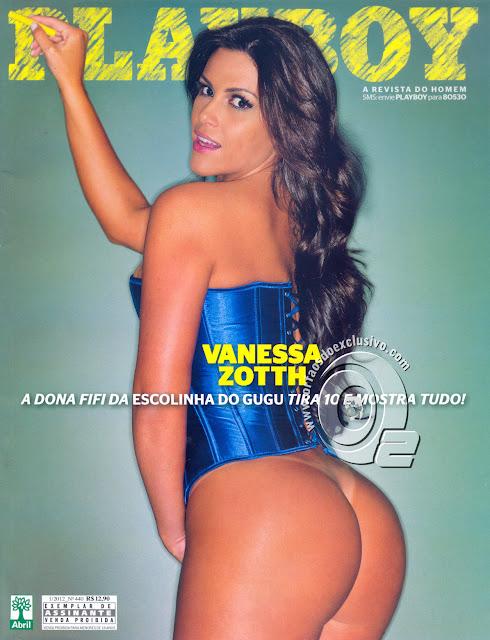 Confira as fotos da dona Fifi da escolinha do Gugu, Vanessa Zotth A Dona, capa da Playboy de janeorp de 2012!