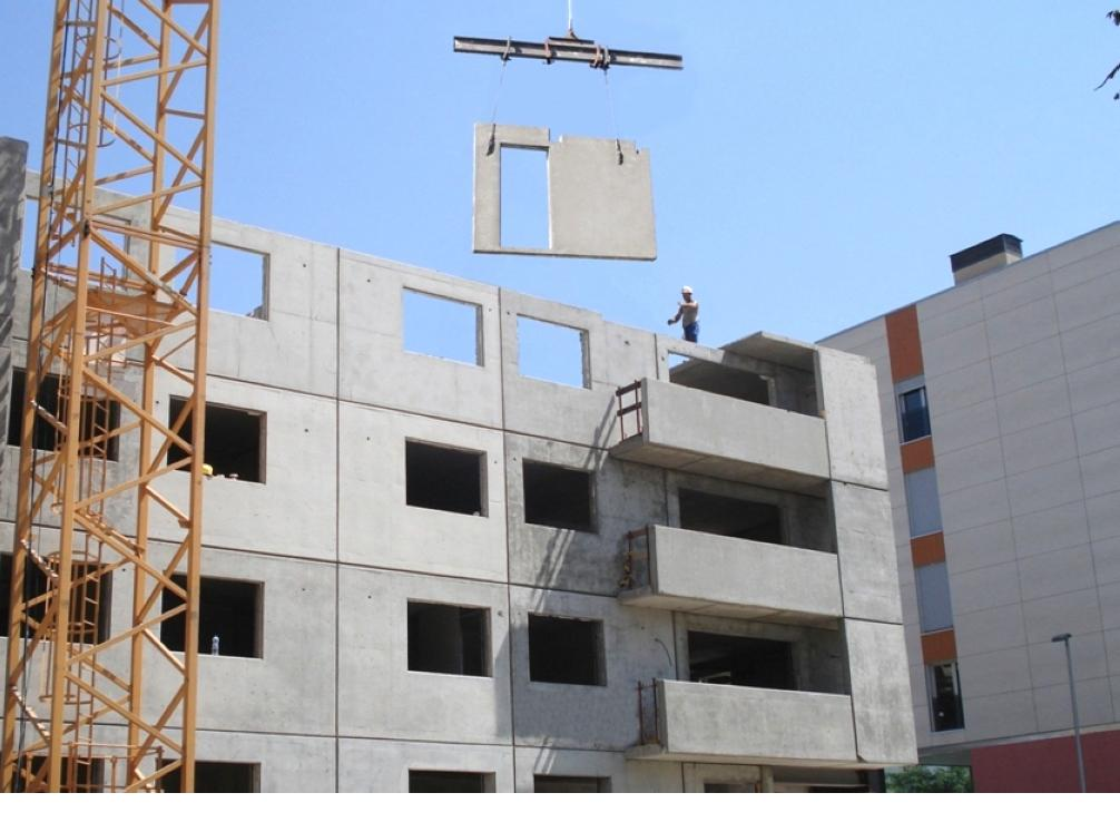 Edificación y prefabricación
