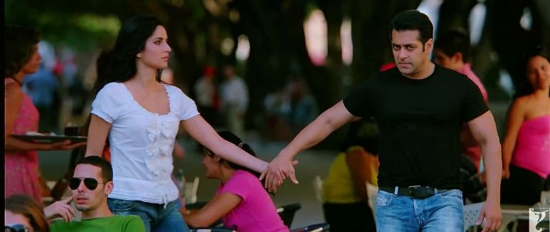 Ek Tha Tiger - 2012 Trailer Screenshots